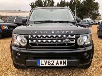 LAND ROVER DISCOVERY 4 SDV6 HSE - 3025 - 2