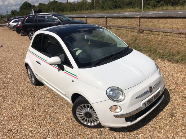 Used FIAT 500 in Witney, Oxfordshire for sale
