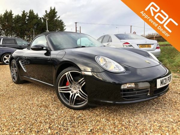 Used PORSCHE BOXSTER S in Witney, Oxfordshire for sale