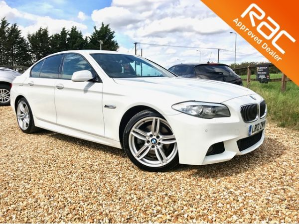 Used BMW 5 SERIES in Witney, Oxfordshire for sale
