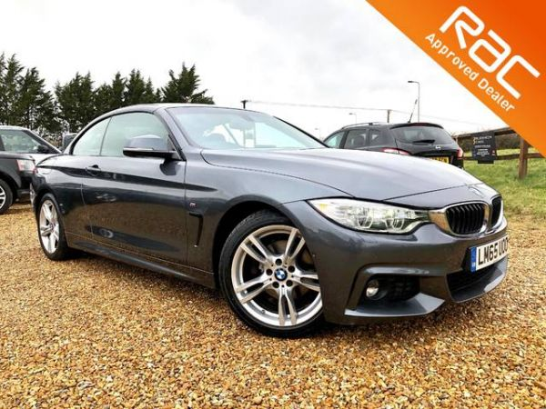 Used BMW 4 SERIES in Witney, Oxfordshire for sale