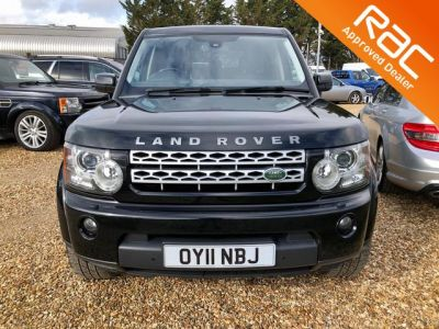 LAND ROVER DISCOVERY 4 TDV6 HSE - 3054 - 2