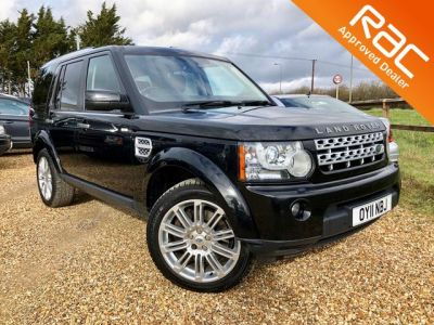LAND ROVER DISCOVERY 4 TDV6 HSE - 3054 - 1