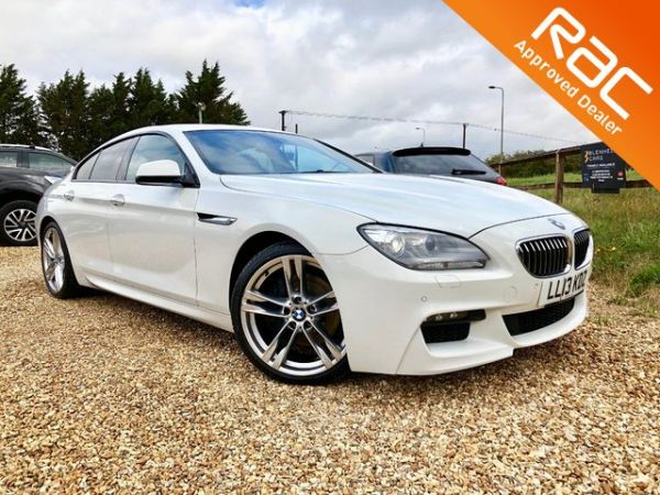 Used BMW 6 SERIES in Witney, Oxfordshire for sale