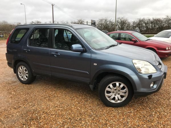 Used HONDA CR-V in Witney, Oxfordshire for sale