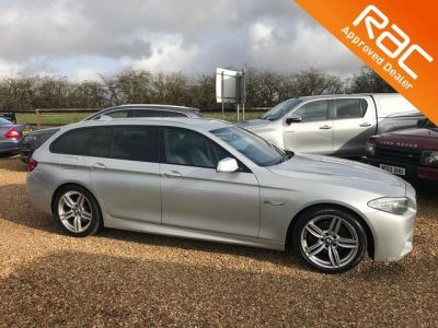 BMW 5 SERIES 520D M SPORT TOURING - 3033 - 3