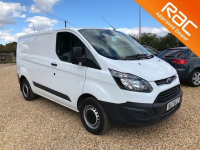 FORD TRANSIT CUSTOM 290 LR P/V EURO 6 ENGINE - 2952 - 1