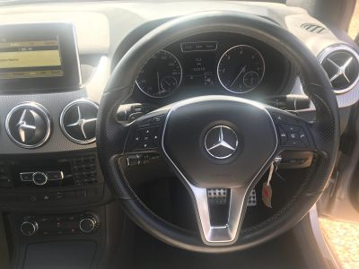 MERCEDES B-CLASS B200 CDI BLUEEFFICIENCY SPORT - 3130 - 13