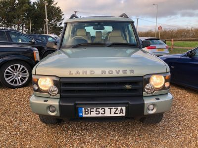 LAND ROVER DISCOVERY TD5 ES - 3021 - 2