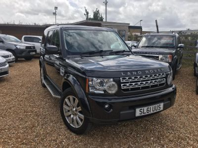 LAND ROVER DISCOVERY 4 SDV6 HSE - 3154 - 1