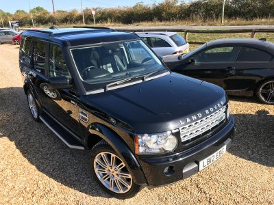 LAND ROVER DISCOVERY 4 SDV6 HSE - 3167 - 4