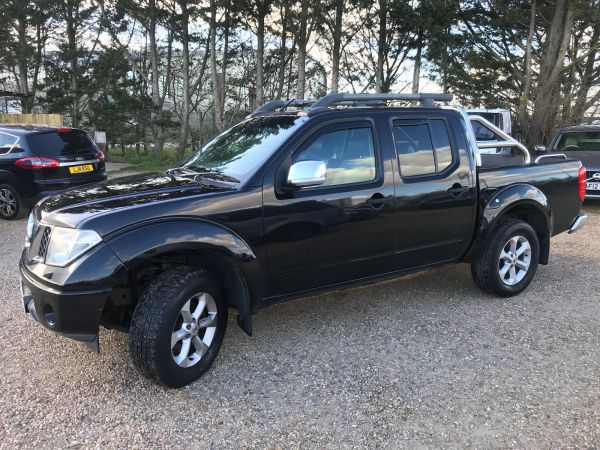 Used NISSAN NAVARA in Witney, Oxfordshire for sale