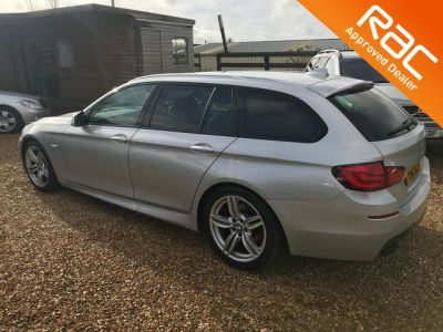 BMW 5 SERIES 520D M SPORT TOURING - 3033 - 4