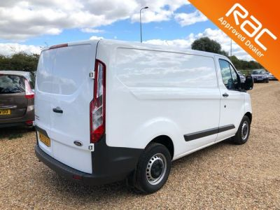 FORD TRANSIT CUSTOM 290 LR P/V EURO 6 ENGINE - 2952 - 4