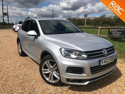 VOLKSWAGEN TOUAREG V6 ALTITUDE TDI BLUEMOTION TECHNOLOGY - 3356 - 1