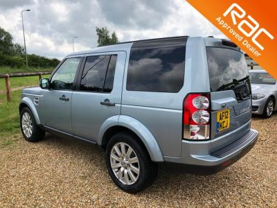 LAND ROVER DISCOVERY 4 SDV6 HSE - 2885 - 6