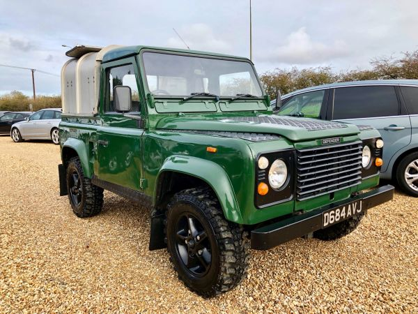 Used LAND ROVER 90 in Witney, Oxfordshire for sale