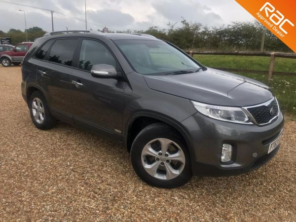 Used KIA SORENTO in Witney, Oxfordshire for sale