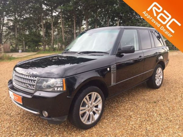 Used LAND ROVER RANGE ROVER in Witney, Oxfordshire for sale