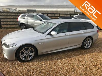 BMW 5 SERIES 520D M SPORT TOURING - 3033 - 5