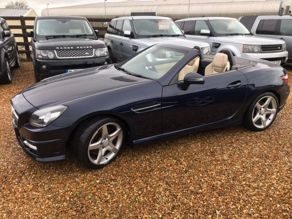Used MERCEDES SLK in Witney, Oxfordshire for sale