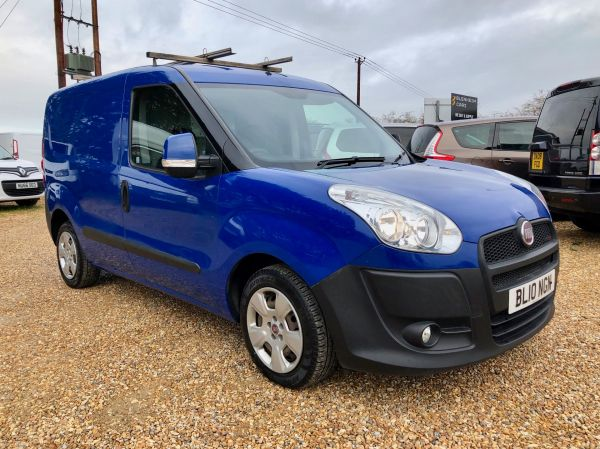 Used FIAT DOBLO CARGO in Witney, Oxfordshire for sale