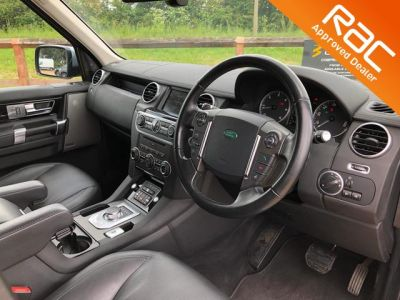 LAND ROVER DISCOVERY 4 SDV6 HSE - 2885 - 12