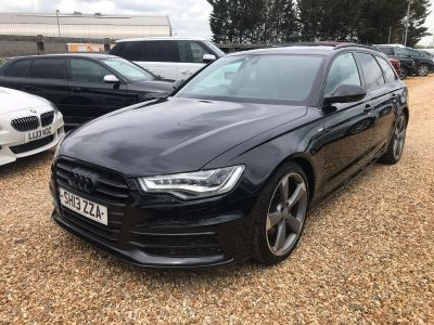 AUDI A6 AVANT TDI BLACK EDITION - 3090 - 4