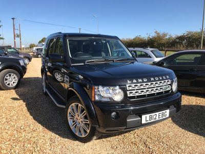 LAND ROVER DISCOVERY 4 SDV6 HSE - 3167 - 2
