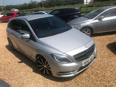 MERCEDES B-CLASS B200 CDI BLUEEFFICIENCY SPORT - 3130 - 2
