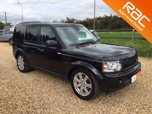 Used LAND ROVER DISCOVERY in Witney, Oxfordshire for sale