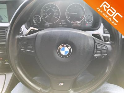 BMW 5 SERIES 520D M SPORT TOURING - 3033 - 18