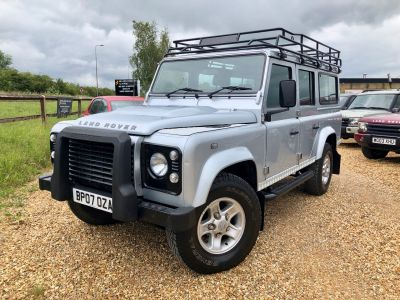 LAND ROVER DEFENDER 110 XS STATION WAGON - 3113 - 1