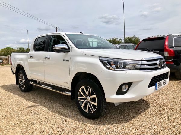 Used TOYOTA HI-LUX in Witney, Oxfordshire for sale
