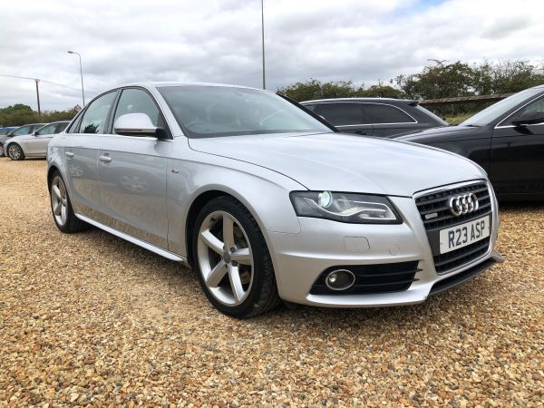 Used AUDI A4 in Witney, Oxfordshire for sale