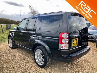 LAND ROVER DISCOVERY 4 TDV6 HSE - 3054 - 5