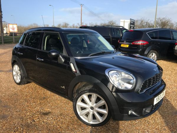 Used MINI COUNTRYMAN in Witney, Oxfordshire for sale
