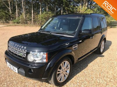 LAND ROVER DISCOVERY 4 TDV6 HSE - 3414 - 4