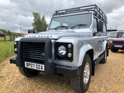 LAND ROVER DEFENDER 110 XS STATION WAGON - 3113 - 3