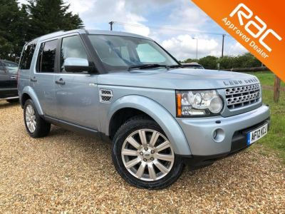LAND ROVER DISCOVERY 4 SDV6 HSE - 2885 - 2