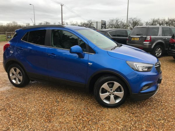 Used VAUXHALL MOKKA X in Witney, Oxfordshire for sale