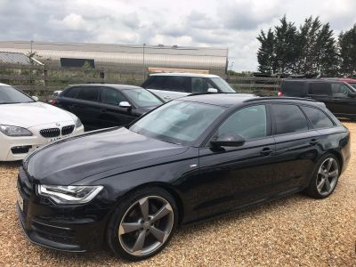 AUDI A6 AVANT TDI BLACK EDITION - 3090 - 5