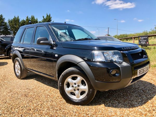 Used LAND ROVER FREELANDER in Witney, Oxfordshire for sale