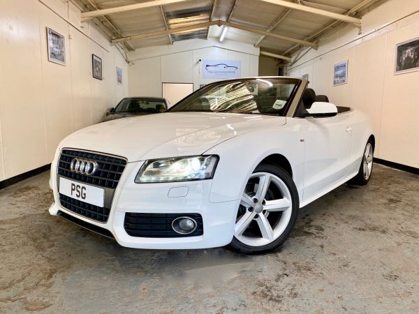 Used AUDI A5 in Witney, Oxfordshire for sale