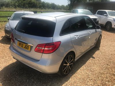 MERCEDES B-CLASS B200 CDI BLUEEFFICIENCY SPORT - 3130 - 7