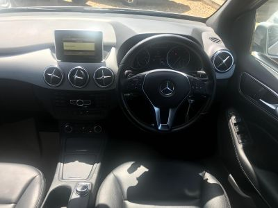 MERCEDES B-CLASS B200 CDI BLUEEFFICIENCY SPORT - 3130 - 9