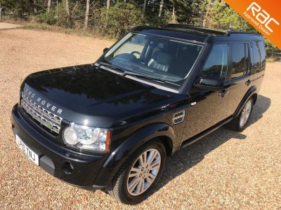 LAND ROVER DISCOVERY 4 TDV6 HSE - 3414 - 1