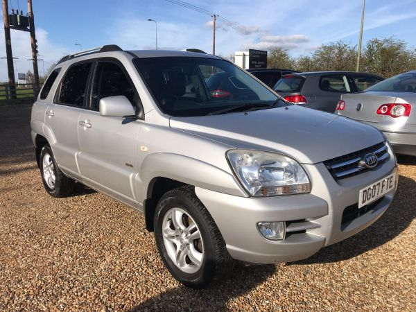 Used KIA SPORTAGE in Witney, Oxfordshire for sale