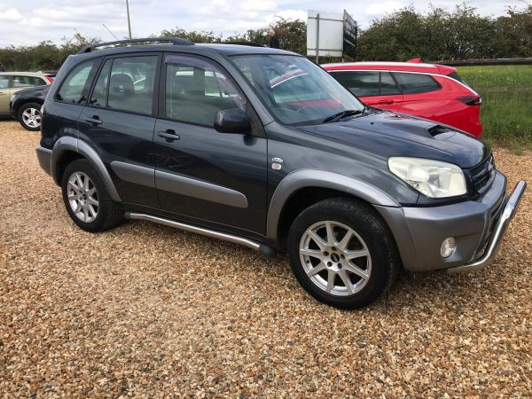 Used TOYOTA RAV-4 in Witney, Oxfordshire for sale