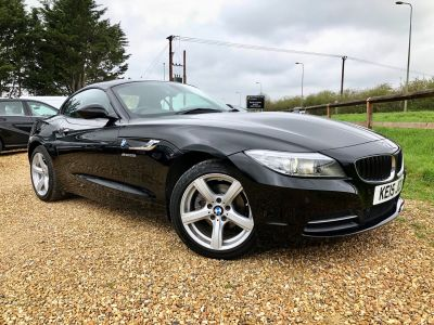 BMW Z SERIES Z4 SDRIVE20I ROADSTER - 2859 - 2